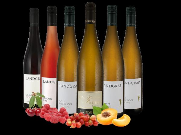 Kennenlernpaket Weingut Landgraf aus Rheinhessen