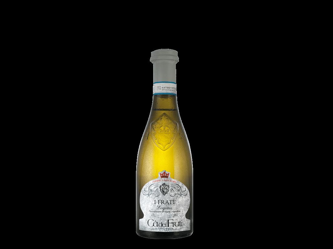 Weißwein Cà dei Frati I Frati Lugana DOC 0,375l Lombardei 23,97€ pro l