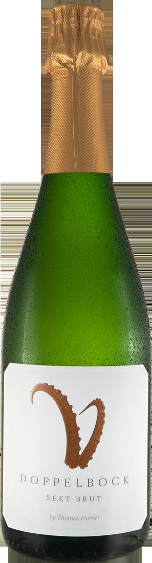 Weißwein Hörner Doppelbock Sekt brut Pfalz 17,20€ pro l jetztbilligerkaufen