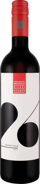 Bickel-Stumpf TWENTYSIX rot VDP Gutswein