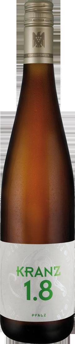 Weißwein Kranz Kranz 1.8 VDP.Gutswein Pfalz 11,87€ pro l