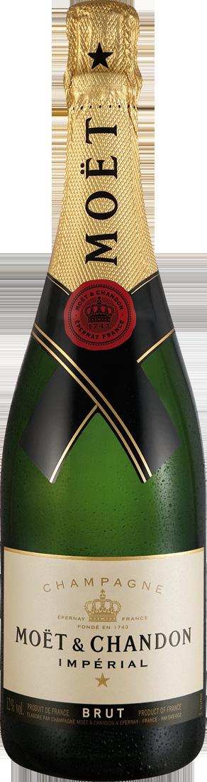 Weißwein Moët & Chandon Champagner Brut Impérial 3,0l Jeroboam Champagne 113,00? pro l