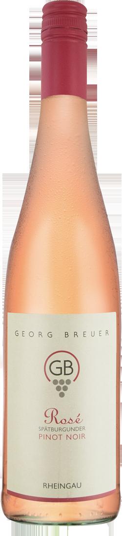Roséwein Georg Breuer GB Spätburgunder Pinot Noir Rosé Rheingau 12,67€ pro l