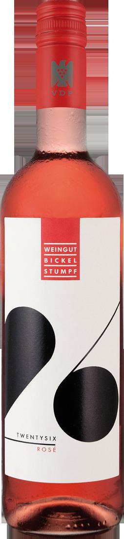 Roséwein Bickel-Stumpf TWENTYSIX rose VDP.Gutswein Franken 12,79? pro l
