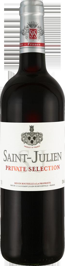 Rotwein Schröder & Schÿler Saint-Julien Private Selection AOC Origine Grand Vin Bordeaux 29,20? pro l