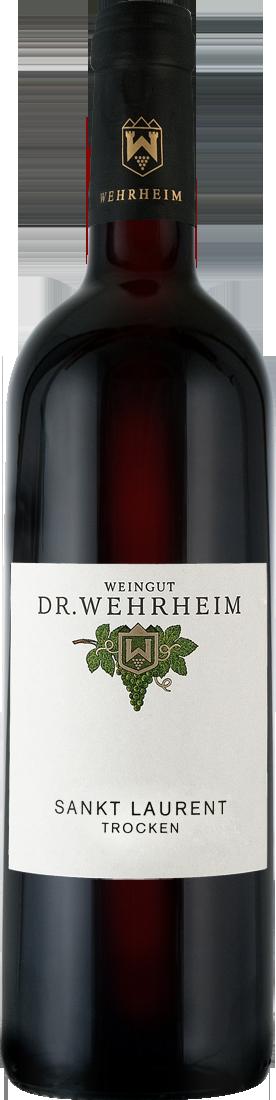 Rotwein Dr. Wehrheim Sankt Laurent VDP.Gutswein...