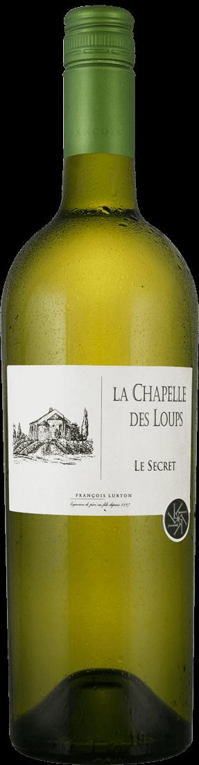 Weißwein François Lurton La Chapelle des Loups LE SECRET IGP Gascogne 15,99? pro l
