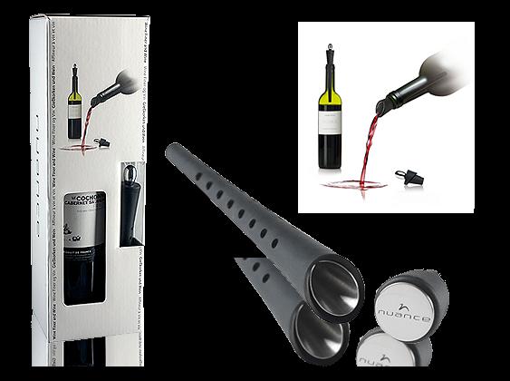 Nuance Winefiner Weinbelüfter 4 in 1