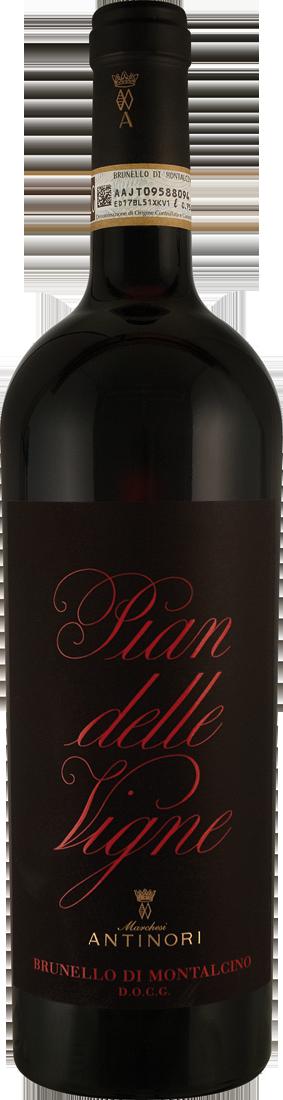 Rotwein Antinori Pian delle Vigne Brunello di Montalcino Toskana 65,99? pro l