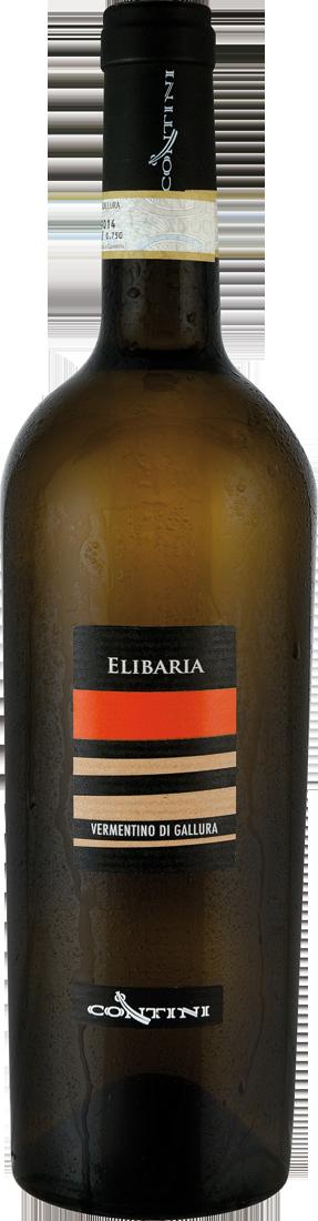 Weißwein Contini Elibaria Vermentino di Gallura DOCG Sardinien 15,99€ pro l