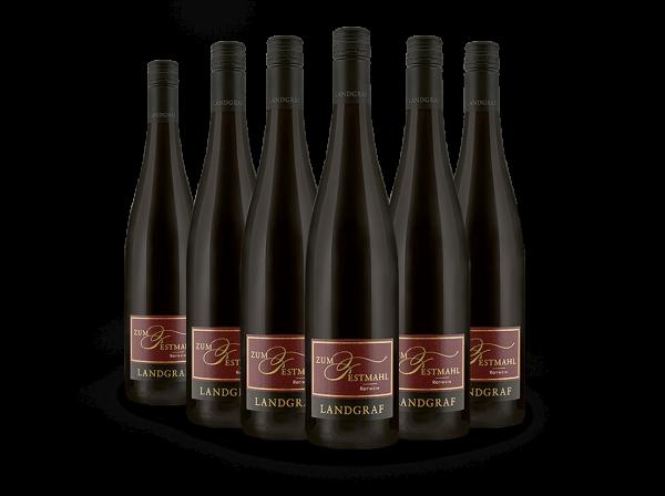 Vorteilspaket Landgraf Rotwein 'Zum Festmahl'