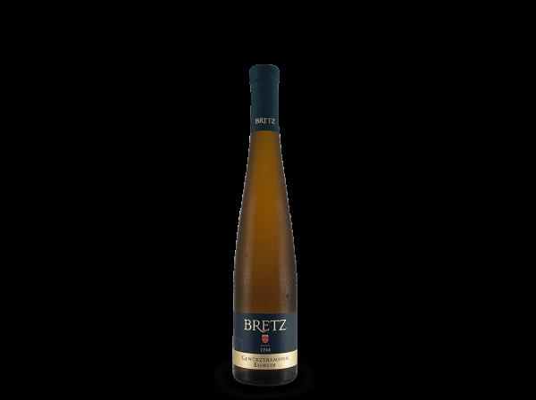 Ernst Bretz Gewürztraminer Eiswein süß 0,375l