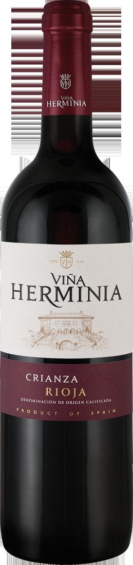 Rotwein Viña Herminia Rioja Crianza 10,65€ pro l