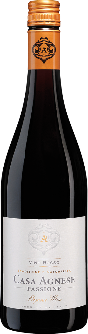 Rotwein Casa Agnese Passione Vino Rosso Abruzzen 6,65€ pro l