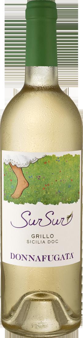 Weißwein Donnafugata SurSur Grillo Sicilia DOC Sizilien 13,27? pro l