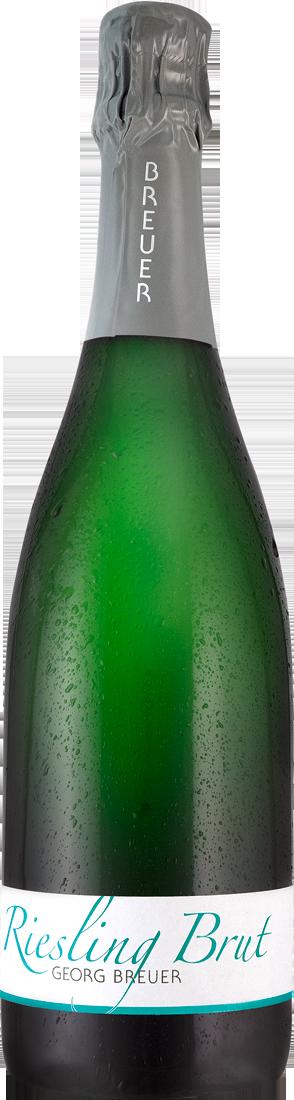 Weißwein Georg Breuer Riesling Sekt Brut Rheingau 21,20? pro l