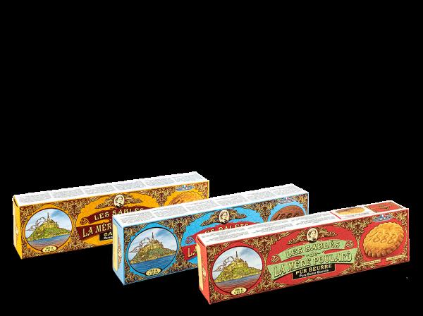 Kennenlernpaket Biscuiterie La Mère Poulard
