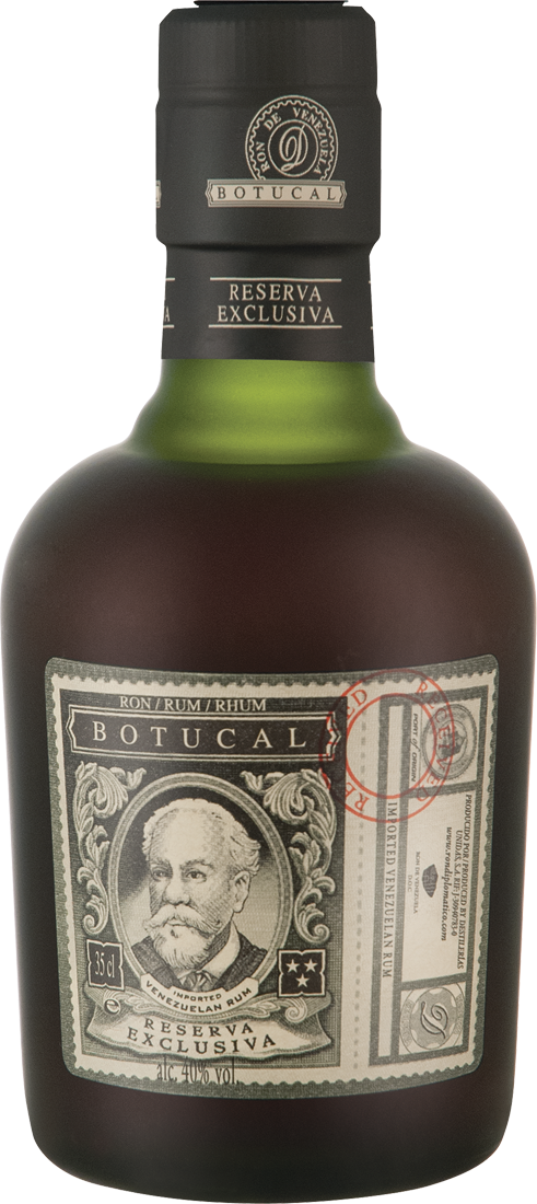Botucal Reserva Exclusiva Rum 0,35l 40% vol.53,94€ pro l