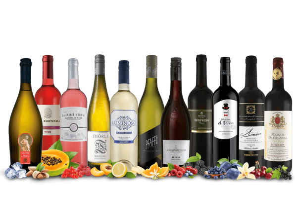 Sommer - Sonne - Sorglos - Sommerwein-Paket