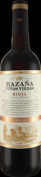 Bodegas Abanico Hazaña Viñas Viejas Rioja D.O.C.