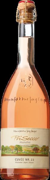Manufaktur Jörg Geiger PriSecco 'Cuvée Nr. 23' alkoholfrei