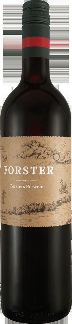 Rotwein Georg Forster - Forsters Rotwein liebli...
