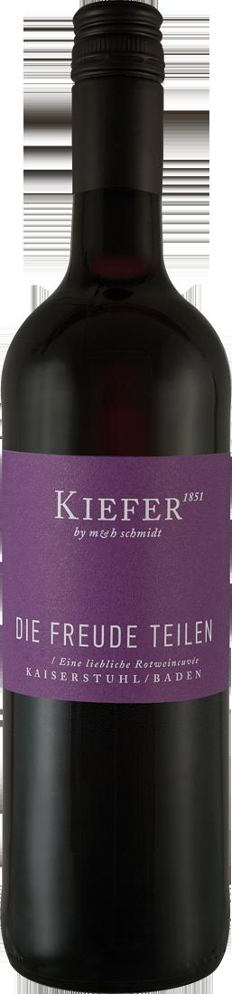 Rotwein Kiefer Rotwein Die Freude Teilen liebli...