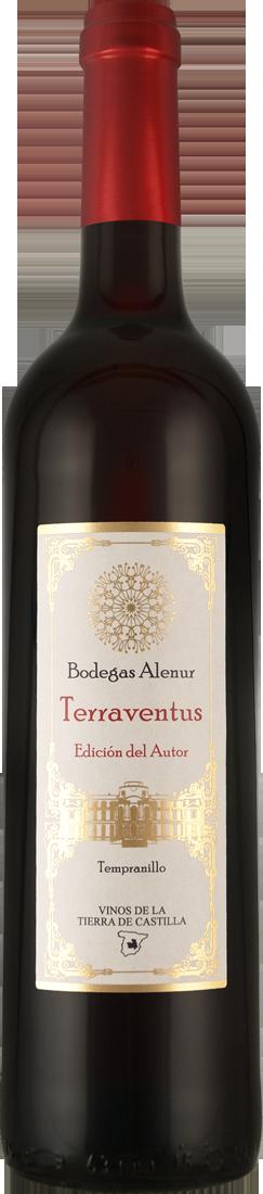 Rotwein Bodegas Alenur Tempranillo Terraventus Edición del Autor VdT La Mancha 15,32? pro l