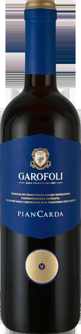 Garofoli Rotwein Casa Vinicola Gioacchino Piancarda Rosso Conero DOC Marken 9,32€ pro l