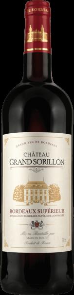 Château Grand Sorillon Bordeaux Supérieur AOC