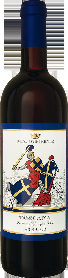 Rotwein Storiche Cantini di Radda in Chianti Manoforte Sangiovese di Toscana IGT Toskana 8,92? pro l