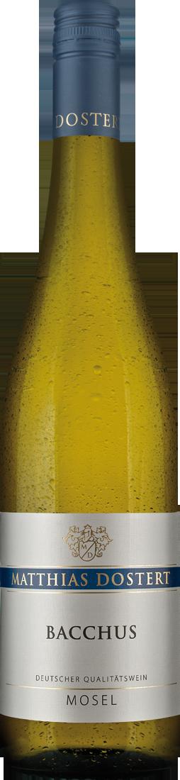 Weißwein Dostert Bacchus lieblich Mosel 7,99€ pro l