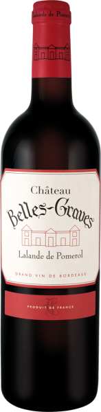 Château Belles Graves Lalande-de-Pomerol AOC