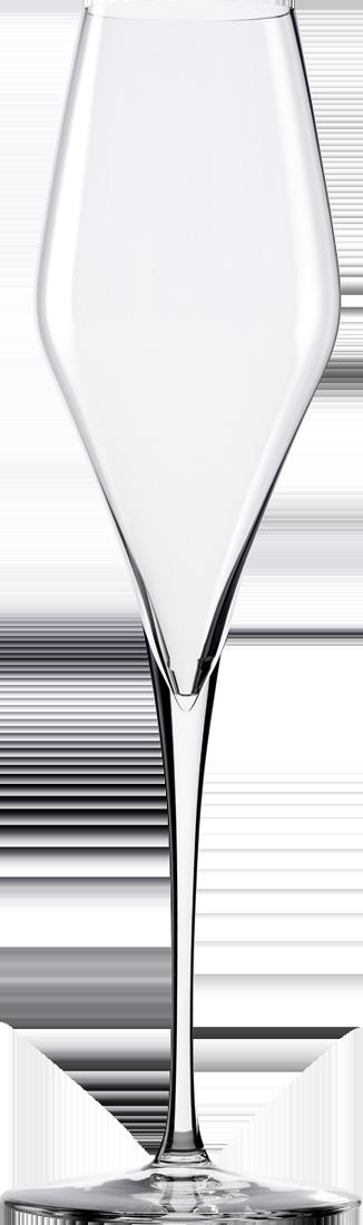 Image of Stölzle Champagnerkelch Q1 mundgeblasen 4er Set