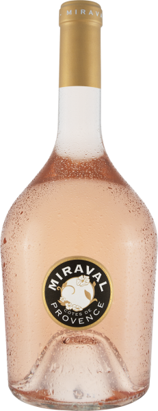Jolie-Pitt & Perrin Miraval Provence Rosé Côtes de Provence AOC 3l