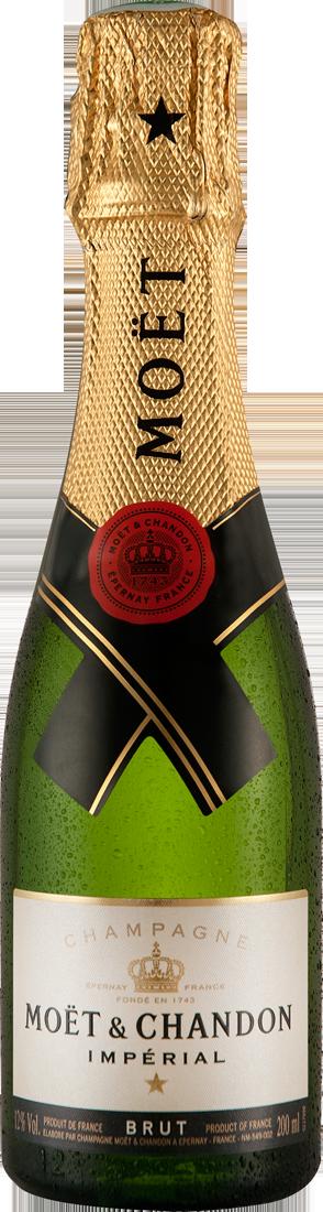 Moet & Chandon Brut Imperial 0,2l Champagner Champagne 74,95€ pro l
