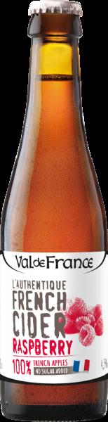 Les Celliers Associés L'Authentique French Cider Raspberry - Himbeere 0,33l
