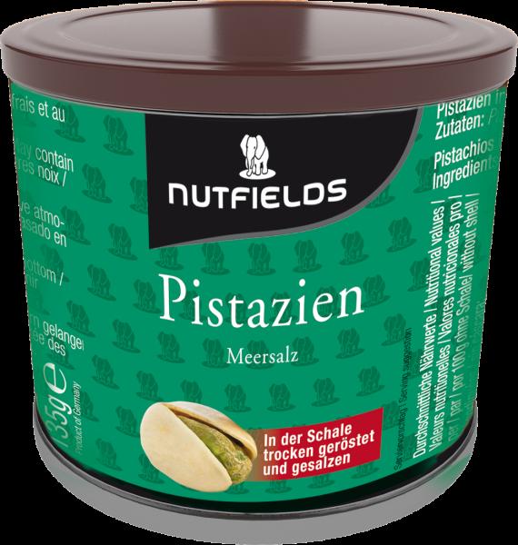Nutfields Pistazien geröstet & gesalzen 135g