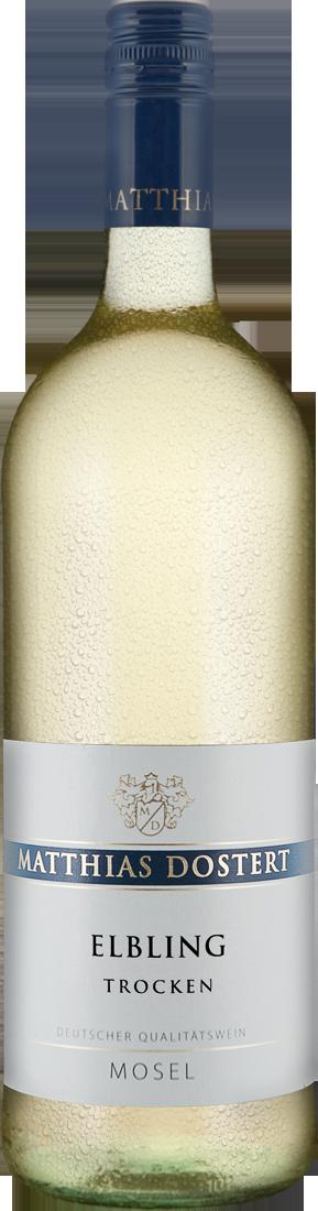 Weißwein Dostert Elbling 1,0 l Mosel 6,19€ pro l