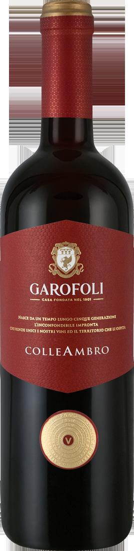 Rotwein Casa Vinicola Gioacchino Garofoli Colle Ambro Rosso Piceno DOC Marken 7,99? pro l