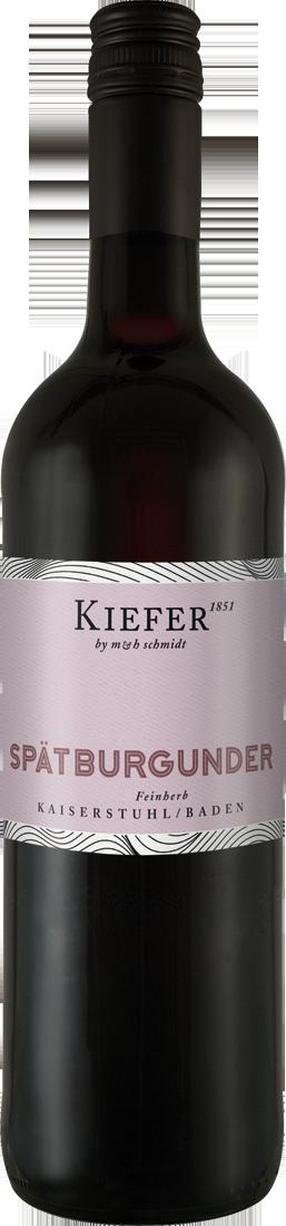 Rotwein Kiefer Spätburgunder feinherb QbA Baden...