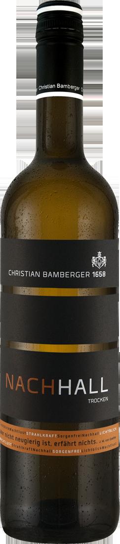 Weißwein Christian Bamberger Weißwein Nachhall ...