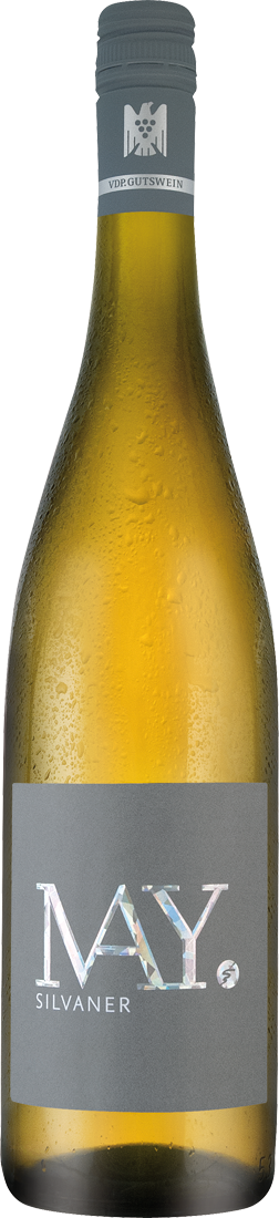 Weißwein Rudolf May Silvaner VDP Gutswein Franken 9,33€ pro l