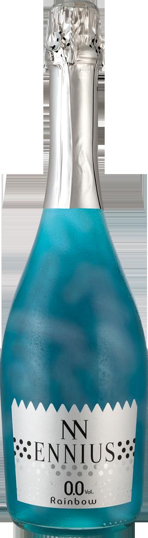 Weißwein Bodegas Copaboca NN Ennius Rainbow Sparkling Blue semidry 0,0% vol. Castilla y León 10,53€ pro l Sale Angebote Wiesengrund
