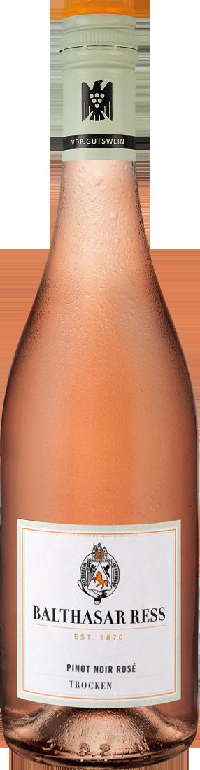 Roséwein Balthasar Ress Landwein Rheingau Pinot Noir Rosé VDP.Gutswein Rheingau 9,47€ pro l