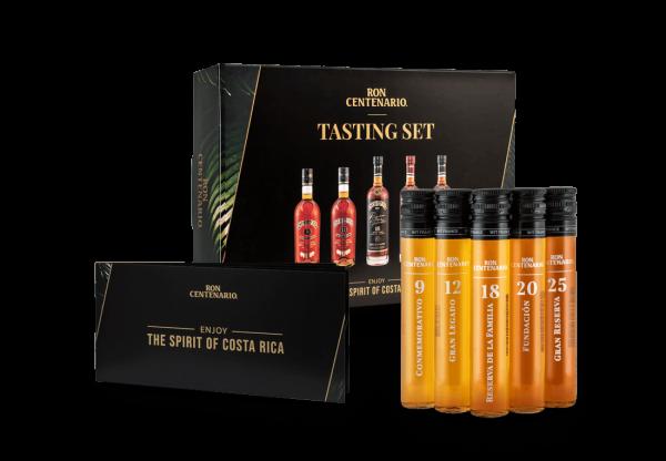 Centenario Rum Tasting Set 5x 0,05l