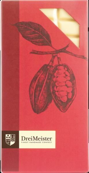 DreiMeister Weiße Konditorenschokolade 100 g