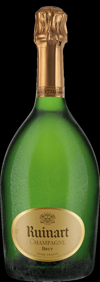 Weißwein R de Ruinart Champagner 0,75l Champagne 65,20? pro l