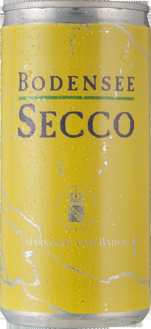 Weißwein Markgraf von Baden Bodensee-Secco Weis...