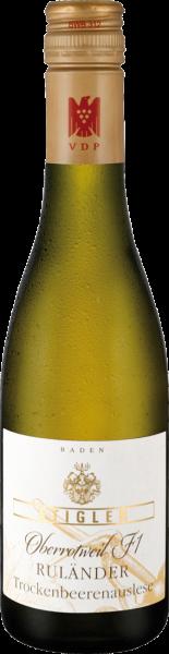 Stigler Oberrotweil F1 Ruländer Trockenbeerenauslese süß Prädikatswein 0,375 l